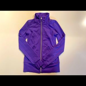 Lululemon Semi Fitted Full Zip Contempo Jacket